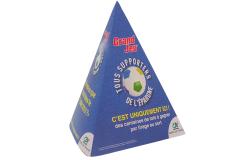 PLV forme cône triangle
