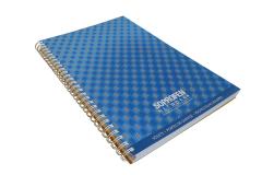 Cahier à spirale (brochure wire'o)